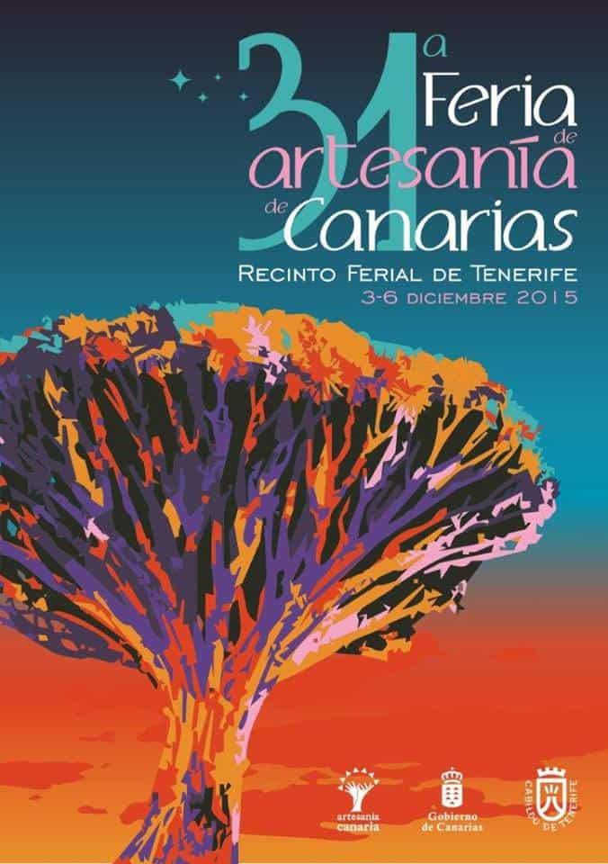 La Feria de Artesanía de Canarias 2015 contó con presencia de artesanas de la Marca Reserva Mundial de la Biosfera La Palma