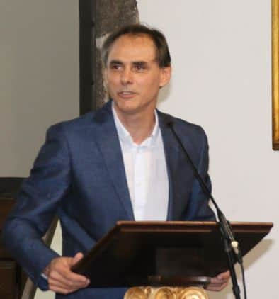 Distinguen al palmero Carlos Fernández con el Premio de Turismo 'Islas Canarias' 2017