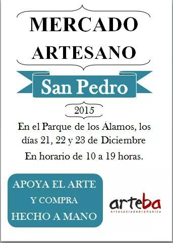 La marca Reserva Mundial de la Biosfera La Palma participará la próxima semana en el Mercado Artesano de San Pedro, Breña Alta.