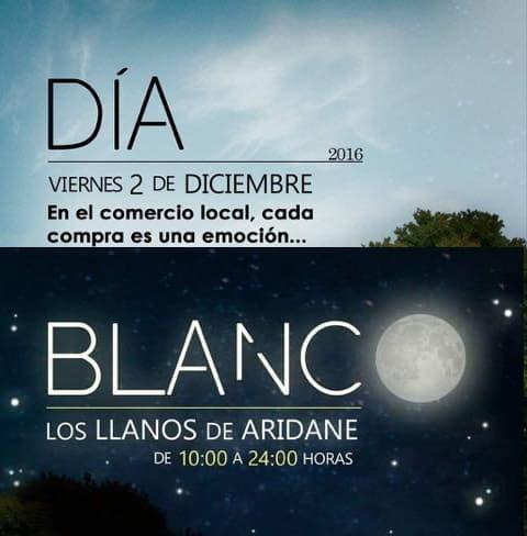 La Reserva Mundial de la Biosfera La Palma en el Día Blanco en Los Llanos de Aridane