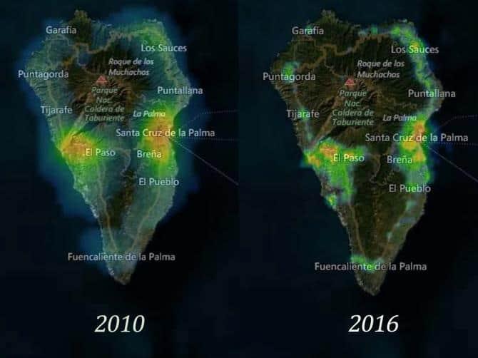 El cielo de La Palma se consolida como el más limpio del mundo