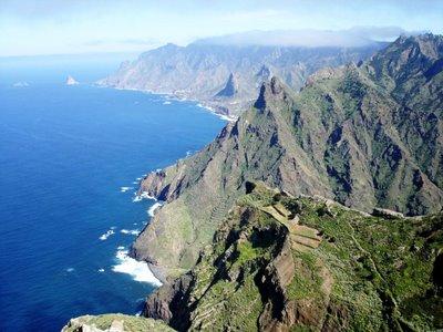 El Macizo de Anaga (Tenerife) declarado Reserva de la Biosfera.
