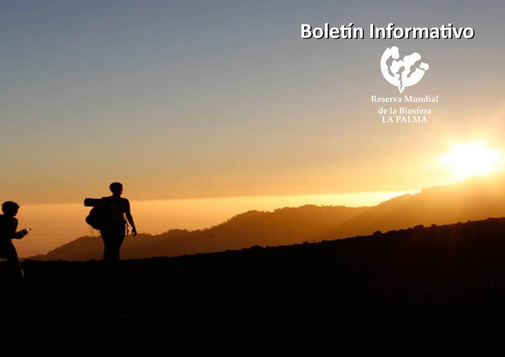 La Reserva de la Biosfera La Palma publica su segundo número del Boletín Informativo Digital