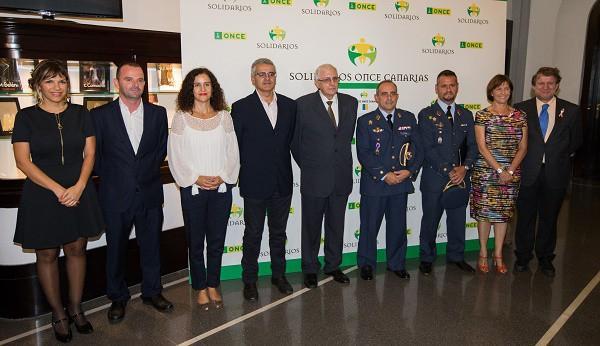 ISONORTE Empleo, Empresa Amiga de la Reserva Mundial de la Biosfera La Palma, galardonada por la ONCE.