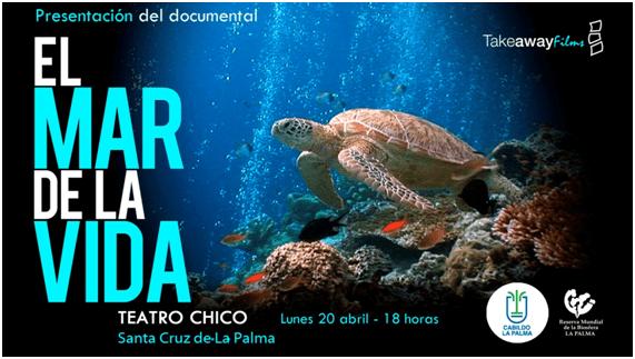 """Documental """"El Mar De La Vida"""""""