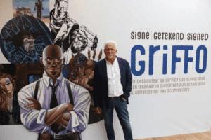 """COLABORACIONES La Escuela de Arte Manolo Blahnik y la Reserva Mundial de la Biosfera La Palma colaboran con el artista Werner Goelen, alias """"Griffo""""."""