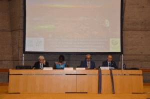 INTERNACIONAL Nuestra reserva presente en el Comité Internacional de Coordinación del Programa MAB de la UNESCO celebrado en París