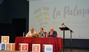 XVII Aniversario de La Reserva Mundial de la Biosfera La Palma