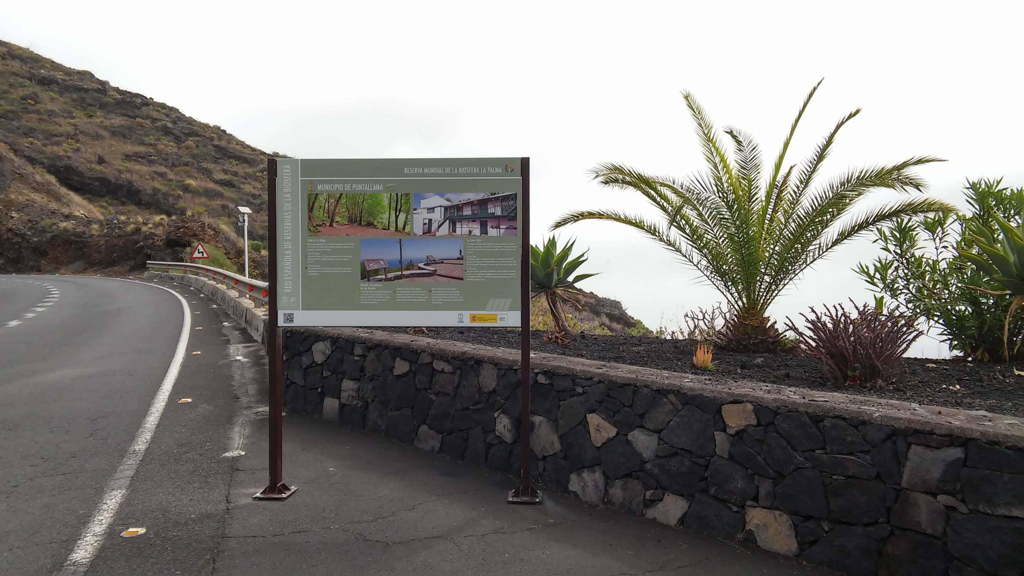 La Reserva de la Biosfera finaliza un proyecto de señalización en los municipios de la Isla