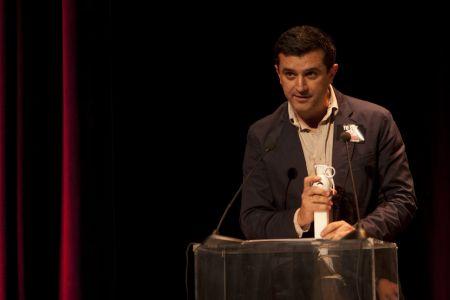 Nuestro Embajador de Buena Voluntad, Antonio Tabares vuelve a estar nominado para los Premios Max de las Artes Escénicas