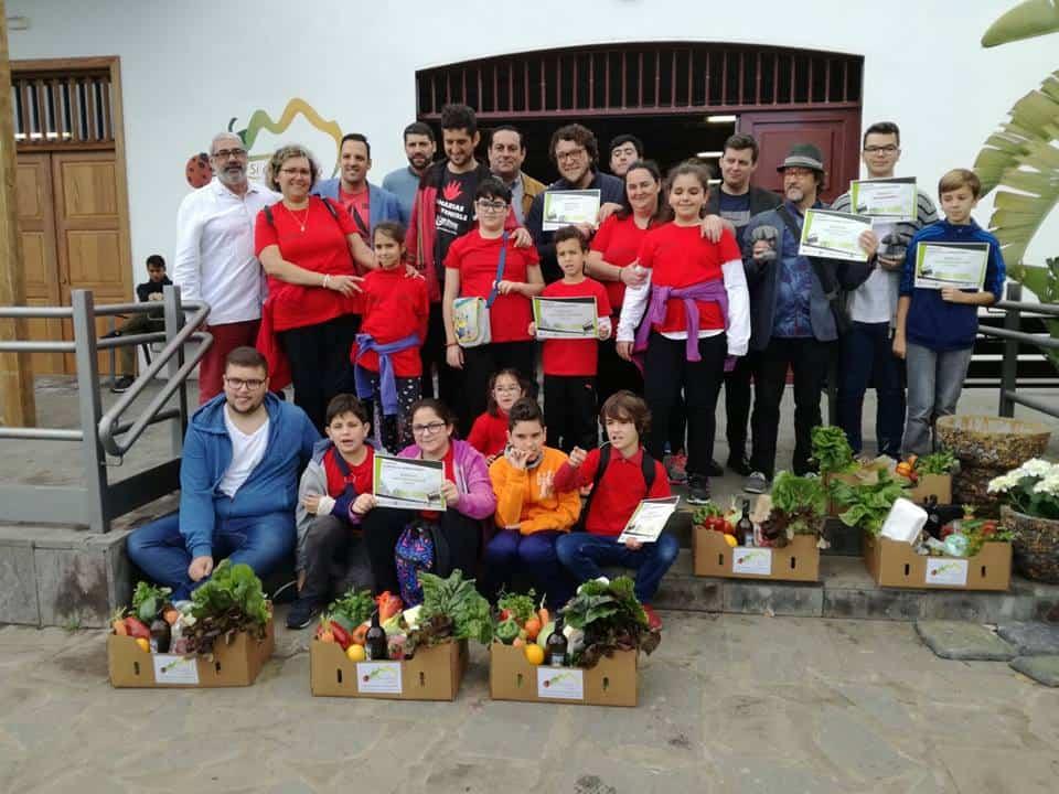 Premiados en el Certamen Audiovisual y Clausura Festival Agroecológico