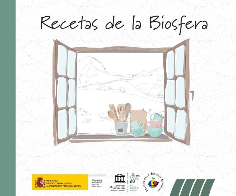 """Se publica """"Recetas de la Biosfera"""", libro homenaje a la cultura gastronómica de las reservas de la biosfera españolas"""