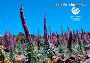 La Reserva de la Biosfera La Palma presenta su Boletín Informativo Digital en el que informará con carácter mensual sobre la actualidad de la entidad.