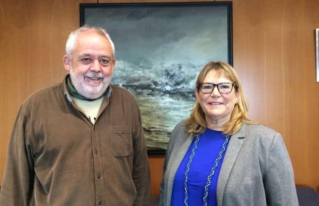Los Embajadores de la Reserva Mundial de la Biosfera La Palma e investigadores, Marichu Fresno y Juan Capote, han participado en un proyecto sobre cabras en Senegal para combatir la pobreza.