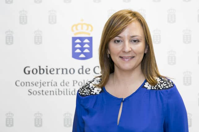 Política Territorial apoya a la Reserva de la Biosfera de La Palma con 60.000 euros en dos años