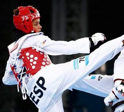 Nuestra Embajadora de Buena Voluntad, Rosanna Simón consigue el oro en el Abierto de España de taekwondo