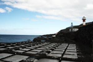 Las Salinas Marinas de Fuencaliente cumplen medio siglo de vida