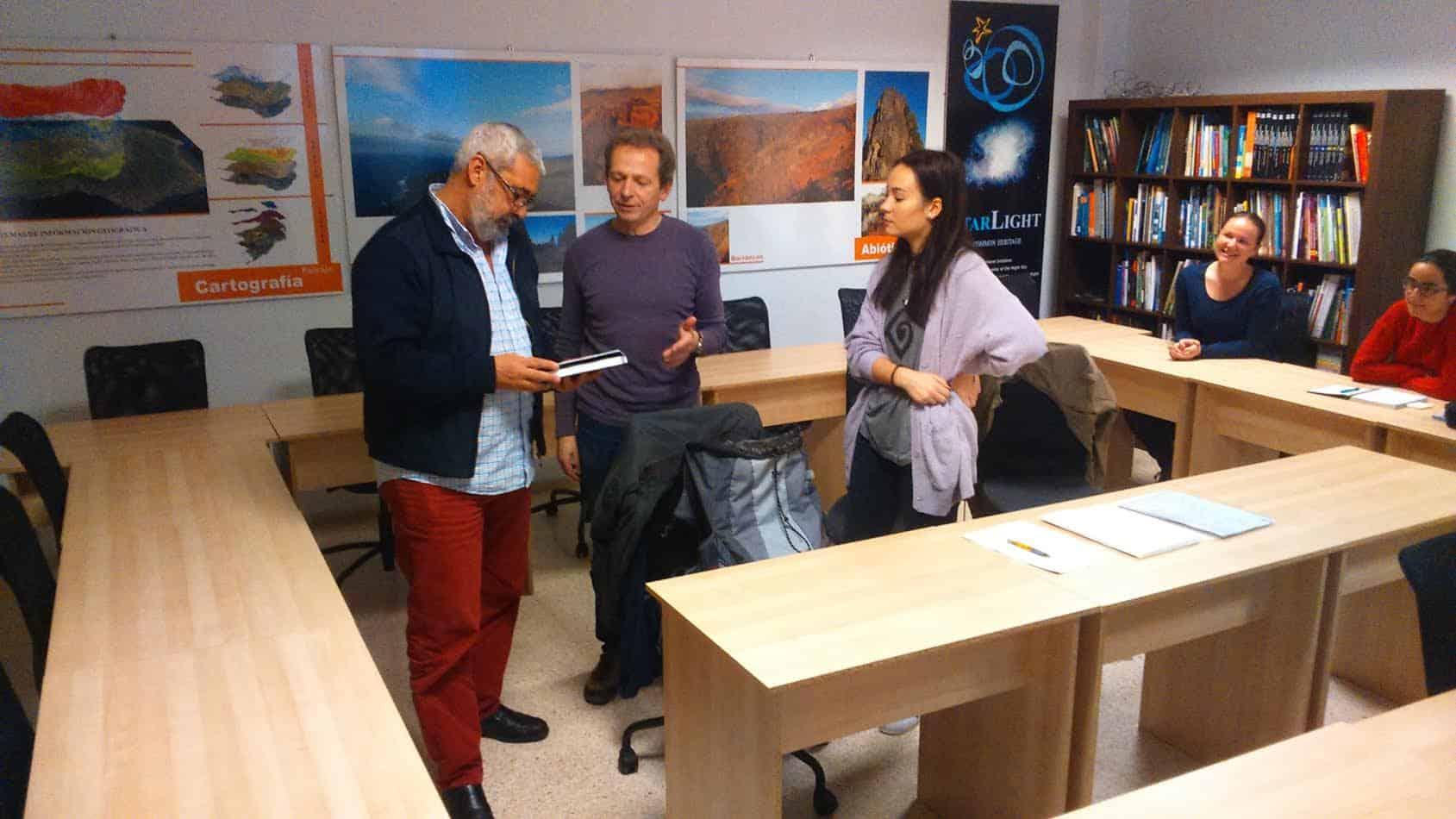 La Reserva de la Biosfera de La Palma, caso de estudio de una investigación científica austriaca