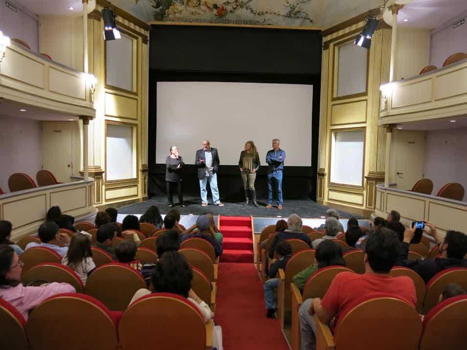 """Presentación del documental """"El Mar de la Vida"""""""