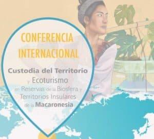 La Palma acoge una conferencia internacional sobre a custodia del territorio.