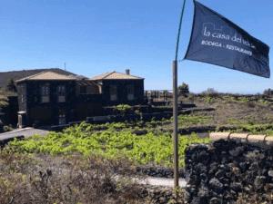 Destacado del mes: Restaurante Casa del Volcán, Fuencaliente.