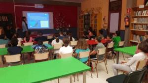 DIVULGACIÓN. Actividades de Educación para el Desarrollo Sostenible en diferentes municipios de La Palma.