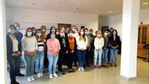 El proyecto de empleo 'Sabor Saucero' potencia el consumo y la comercialización de productos locales