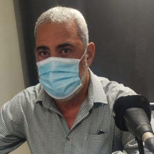 Entrevista Antonio San Blas   7.7 La Palma Radio
