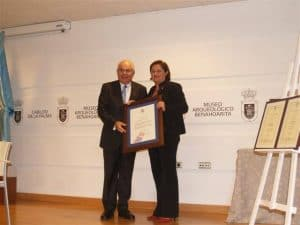 Fallece D. Juan Alberto Martín, Embajador de Buena Voluntad.