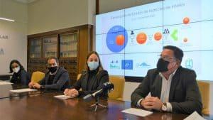 Cabildo de La Palma y Reserva de la Biosfera participan en un proyecto europeo contra las plantas invasoras