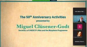 Conmemoración 50 Aniversario del Programa MaB.