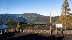 El Llano de las Brujas: privilegiado balcón para mirar el firmamento desde La Palma.