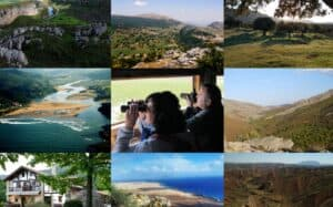 Nueve entidades de seis comunidades autónomas se incorporan a Soy Ecoturista. Club Ecoturismo en España.