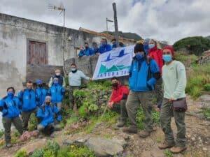 Plantas Invasoras. Proyecto LIFE IP Azores Natura.